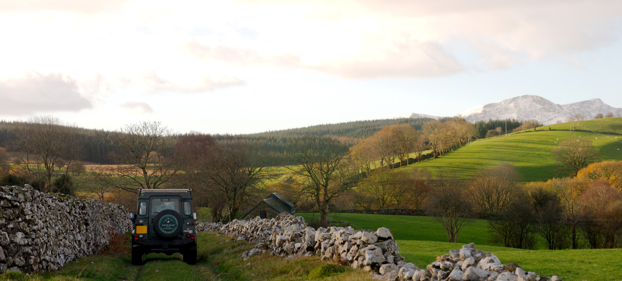 Green Laning In Wales 2015